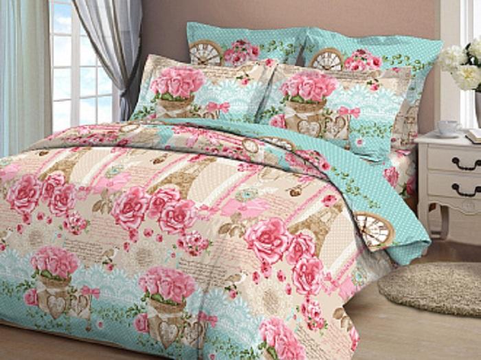 Комплект постельного белья Селтекс 4533-1-евро