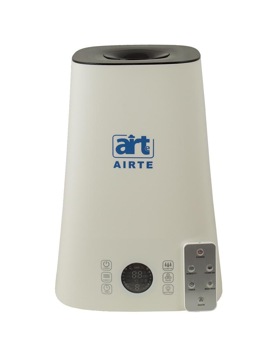 Увлажнитель воздуха Ультразвуковой AiRTe KM-430, белый увлажнитель воздуха холодного испарения