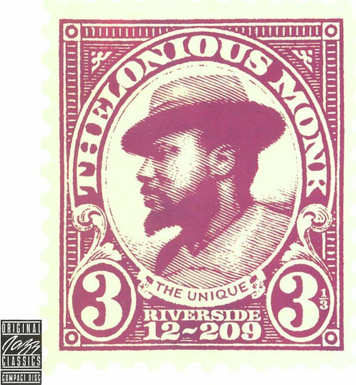 Thelonious Monk. The Unique Thelonious
