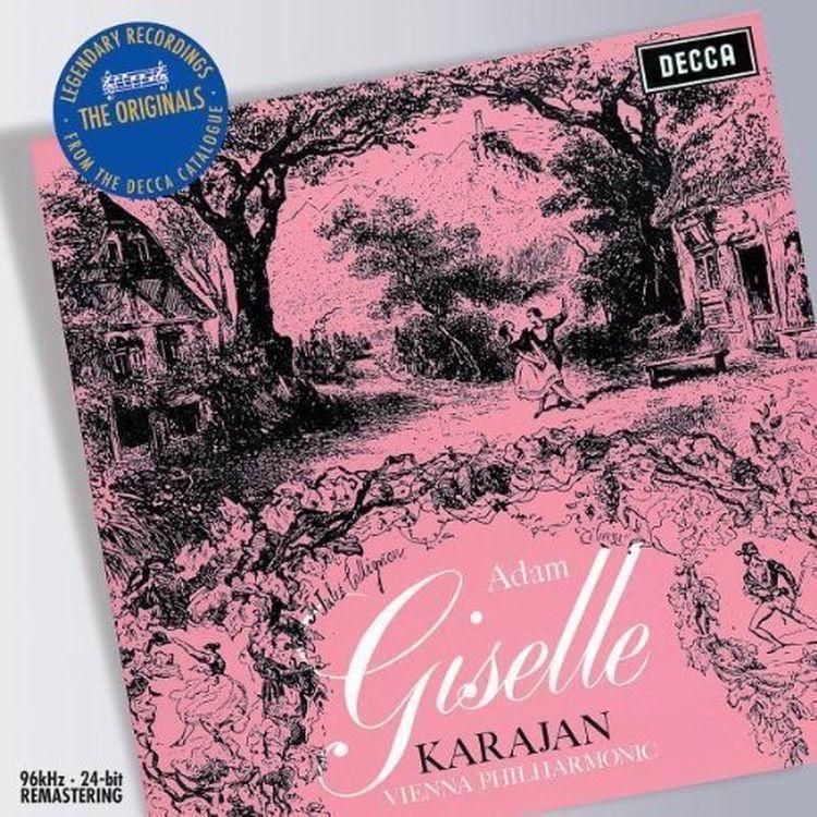 Herbert von Karajan. Adam: Giselle no