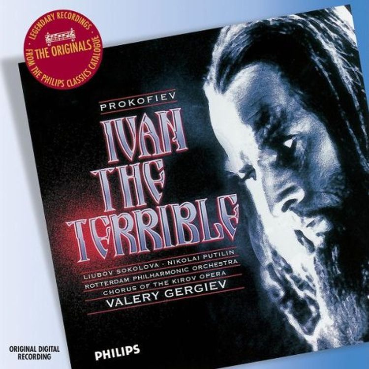 Valery Gergiev. Prokofiev: Ivan The Terrible ivan secret the randy rabbit of israel the real meaning of the song of solomon