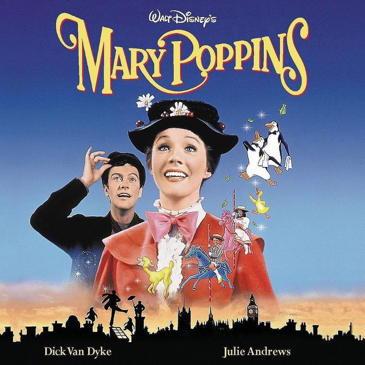 Richard Sherman. OST Mary Poppins. Original Motion Picture Soundrack karen van der zee the other man