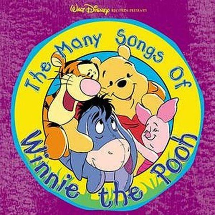 The Many Songs Of Winnie The Pooh цена 2017