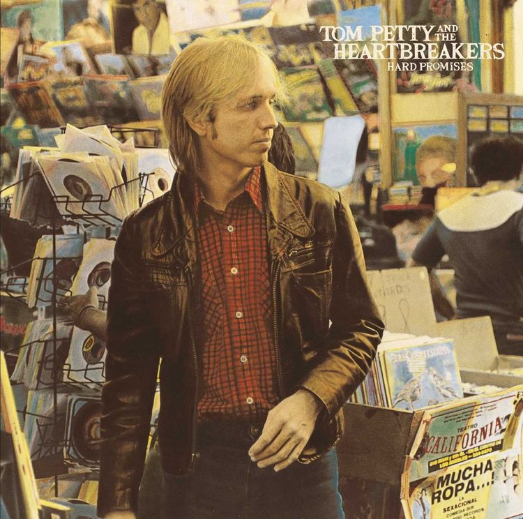 Tom Petty. Hard Promises (LP)