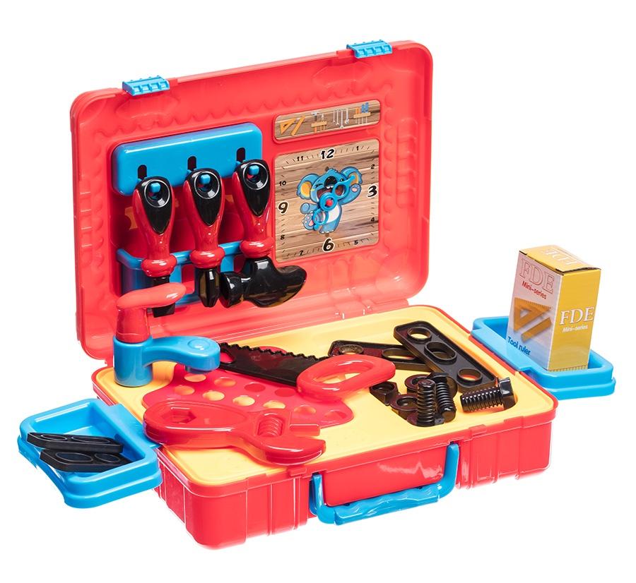 Игровой набор Fudaer Чемоданчик мастера набор игровой disney чемоданчик доктора