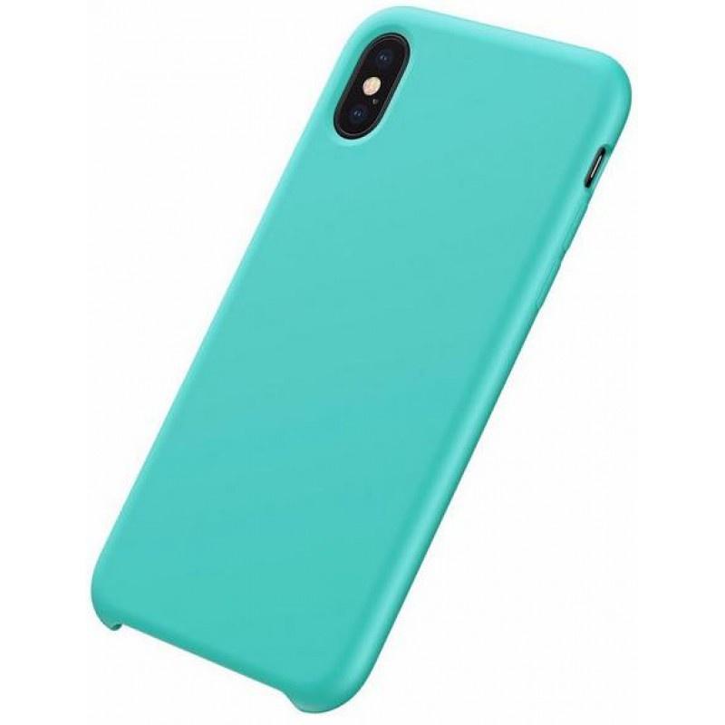 Чехол для сотового телефона Baseus WIAPIPH61-ASL03, бирюзовый