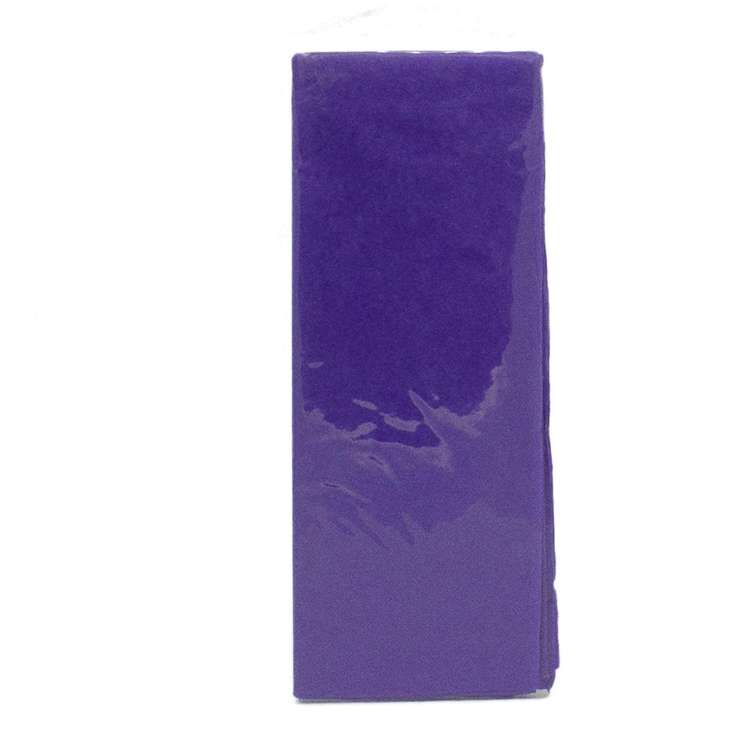Подарочная упаковка Бумага тишью 76х50 см 10 листов, сиреневый