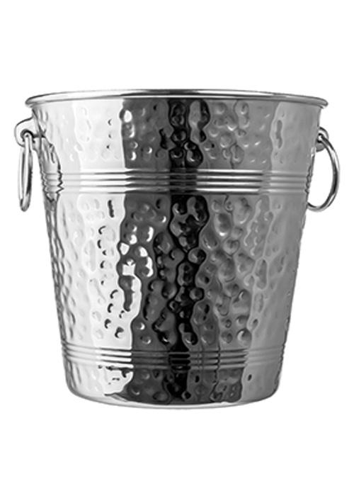 Ведерко для льда Ведерко для шампанского Italy, серебристый ведерко для льда i v v 314 142