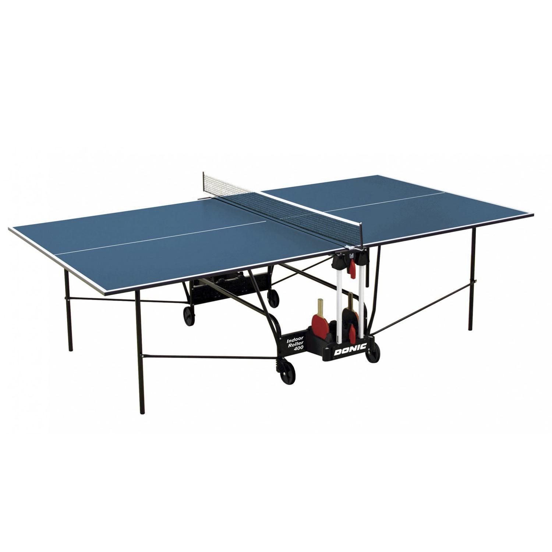 купить Теннисный стол Donic-Schildkrot Donic Indoor Roller 400 синий, синий недорого