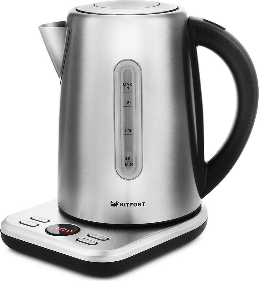 Электрический чайник Kitfort КТ-661