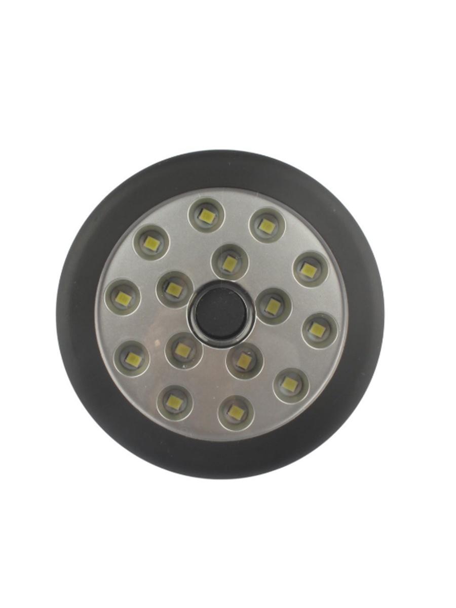 Кемпинговый фонарь L.A.G. 15SMB, черный
