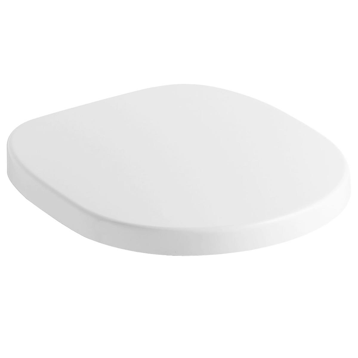 Сиденье для унитаза Ideal Standard Connect E712801 сиденье ideal standard connect air для унитаза тонкое с микролифтом белый e036601