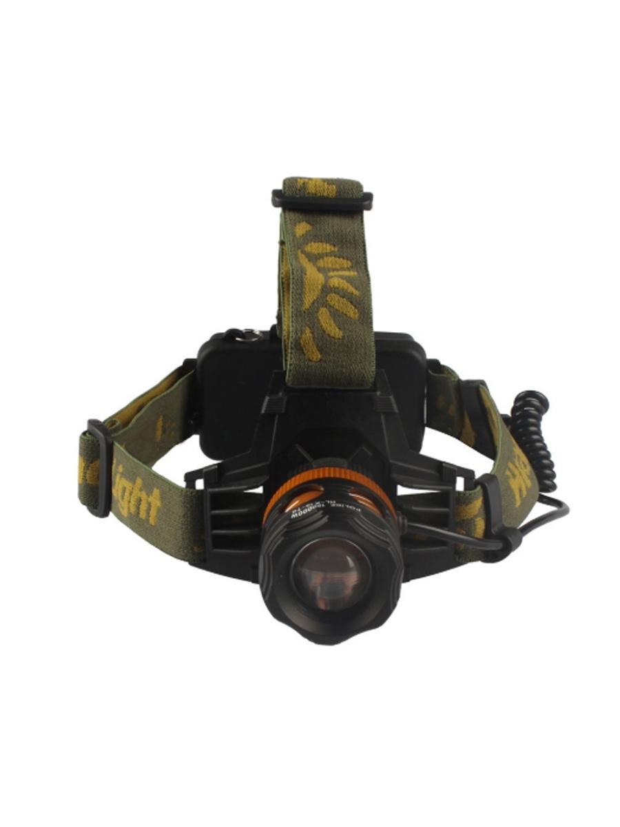 Налобный фонарь L.A.G. HLK13T6, хаки
