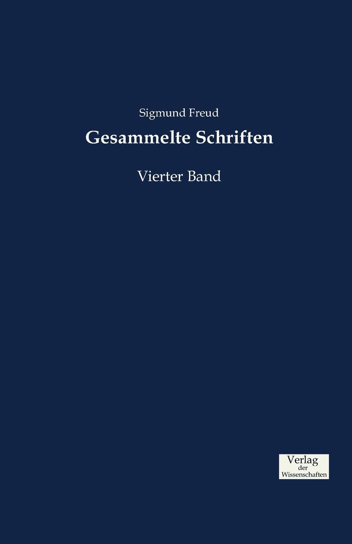 Sigmund Freud Gesammelte Schriften недорого