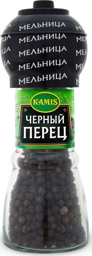 Kamis мельница черный перец, 42 г