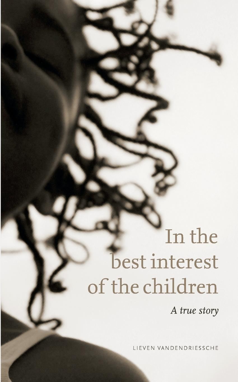 Lieven Vandendriessche In the best interest of the children enbe enjoy the best children watch 529 black