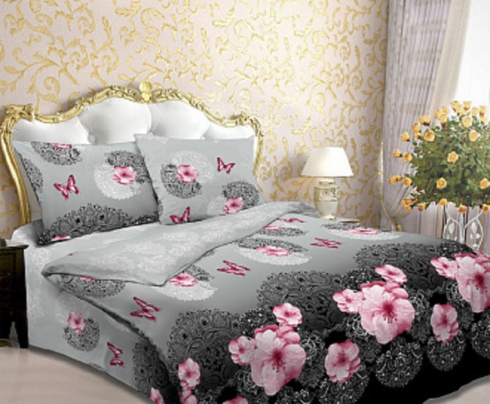 Комплект постельного белья Селтекс 3853-1-евро jiabai матрас постельные принадлежности 100