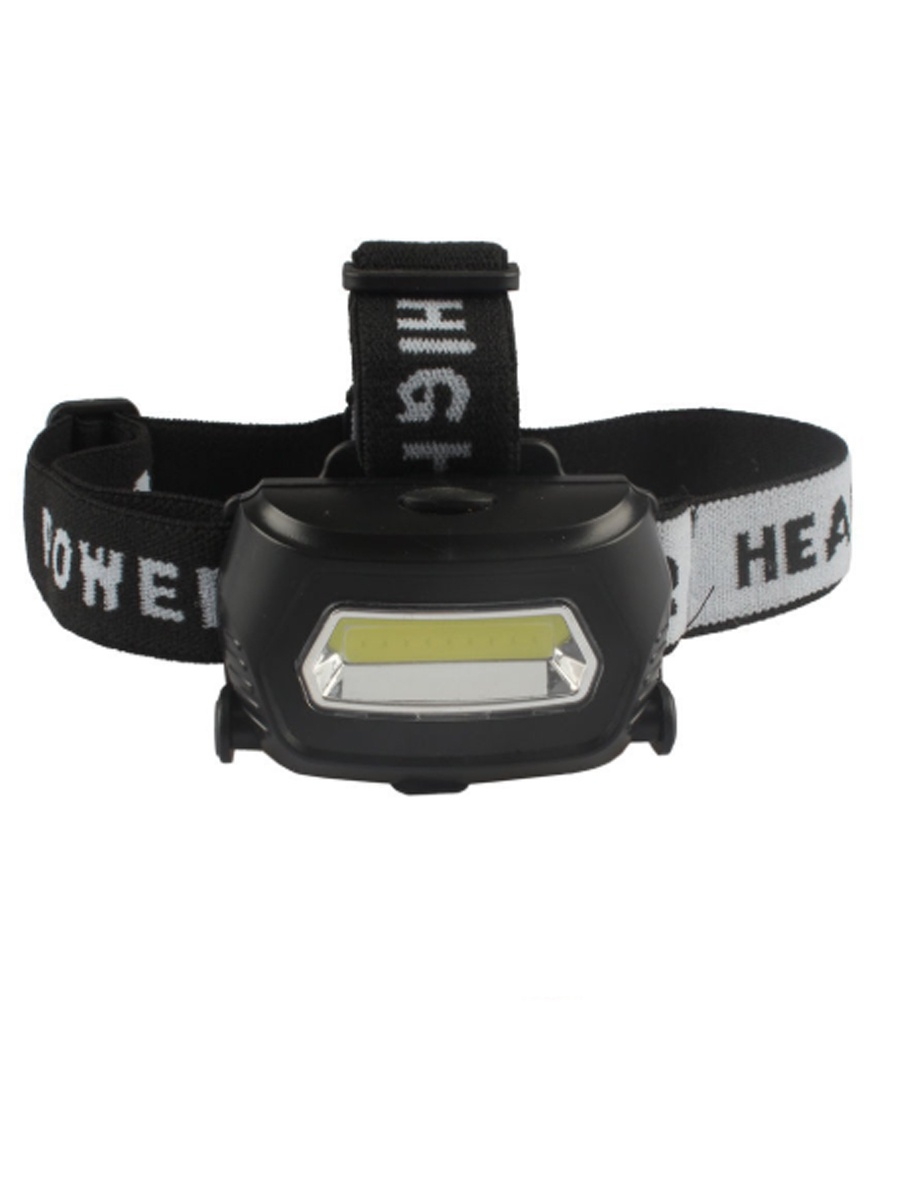 Налобный фонарь L.A.G. ShC09D, черный