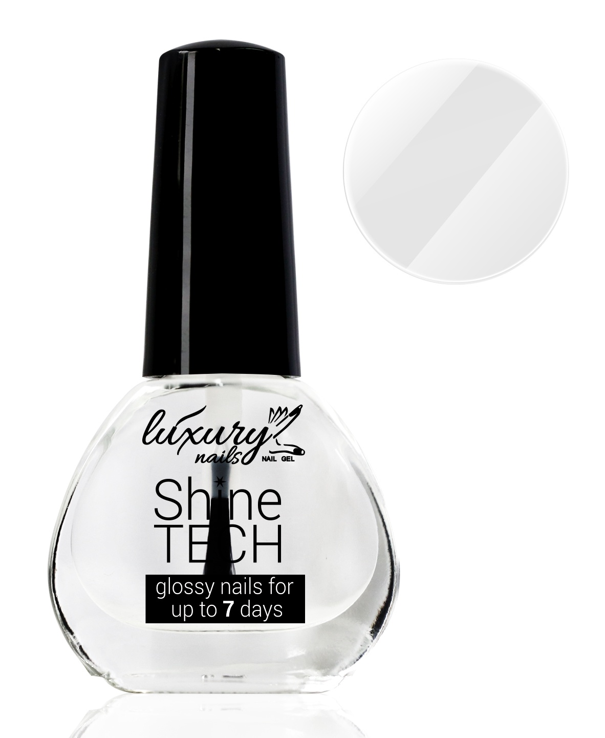 Лак для ногтей Luxury , тон 0