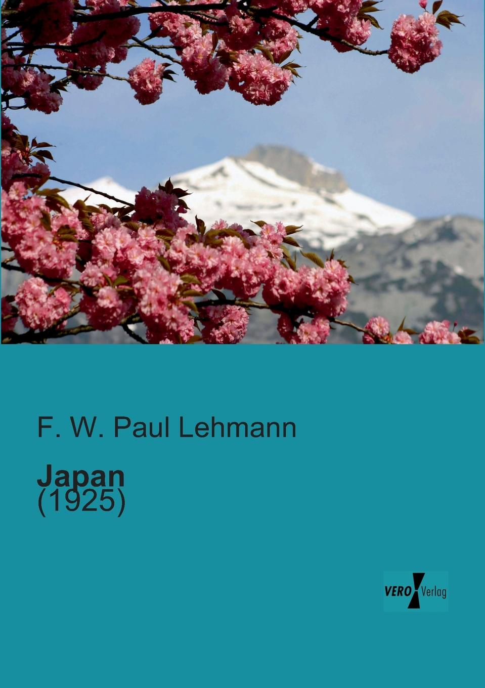 F. W. Paul Lehmann Japan