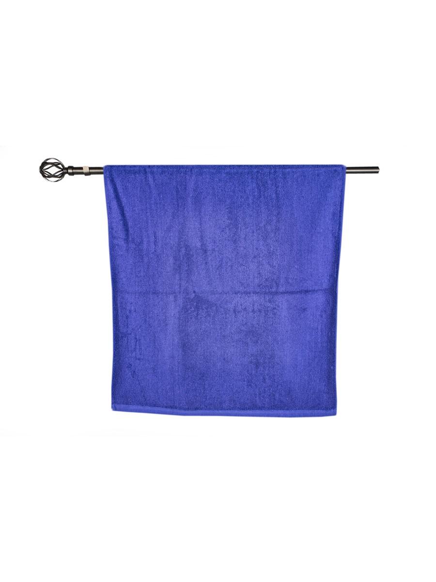 Полотенце банное Grand Stil Тон, размер 65*135, N 14-239b, синий цена