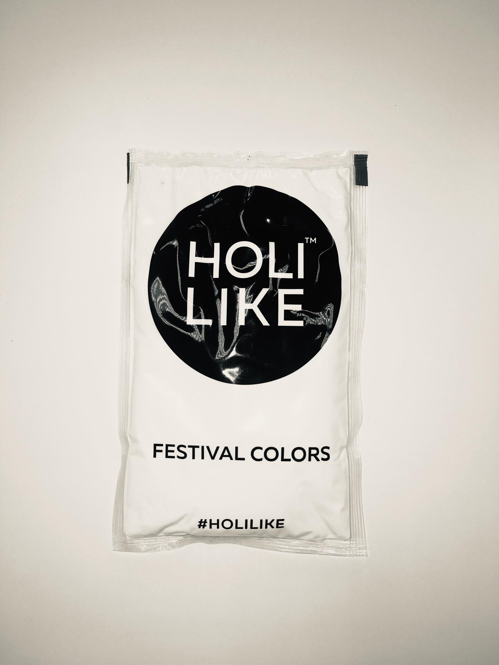Фестивальные Краски Холи (белый 720-09) холи ленд спешиал маск