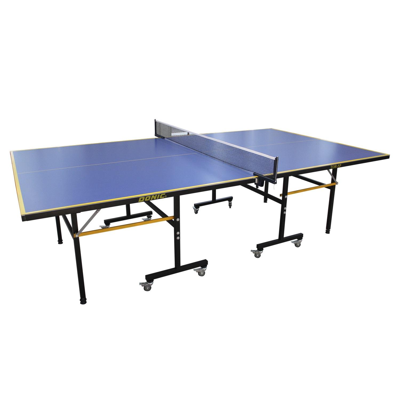 Теннисный стол Donic-Schildkrot DONIC TOR-SP, синий цена 2017