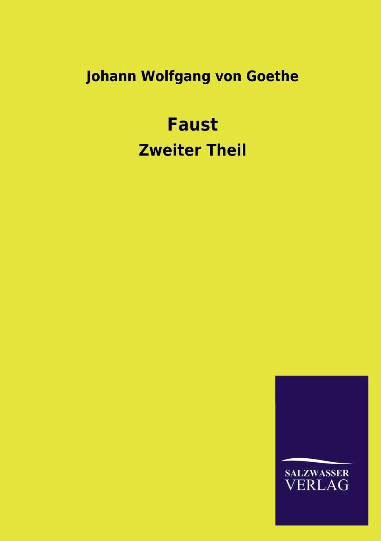 Johann Wolfgang von Goethe Faust paul weidmann johann faust