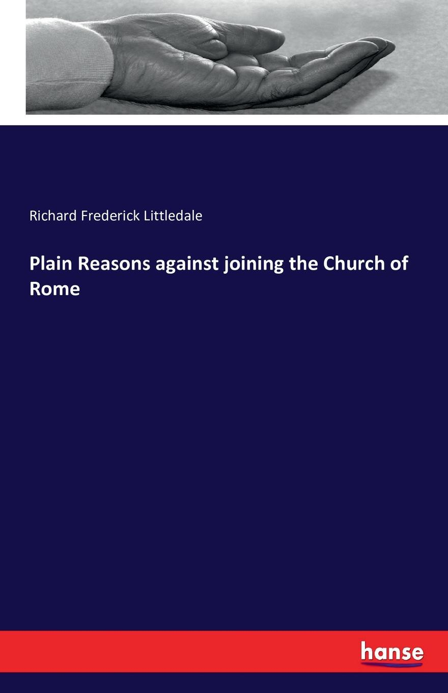 Richard Frederick Littledale Plain Reasons against joining the Church of Rome ge100es maintenance free radial spherical plain bearings ge100 high quality