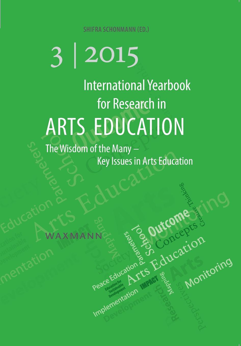 International Yearbook for Research in Arts Education 3/2015 european decorative arts