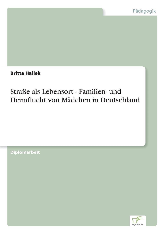 Britta Hallek Strasse als Lebensort - Familien- und Heimflucht von Madchen in Deutschland thomas schauf die unregierbarkeitstheorie der 1970er jahre in einer reflexion auf das ausgehende 20 jahrhundert