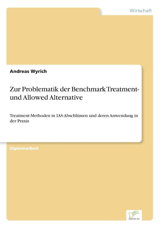 Andreas Wyrich Zur Problematik der Benchmark Treatment- und Allowed Alternative andrea gloger size effekt am neuen markt