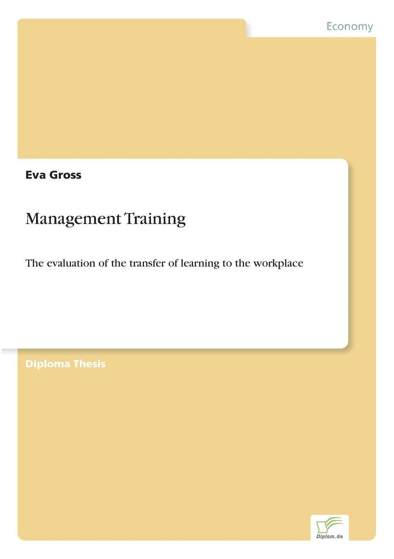 Eva Gross Management Training the deming management method