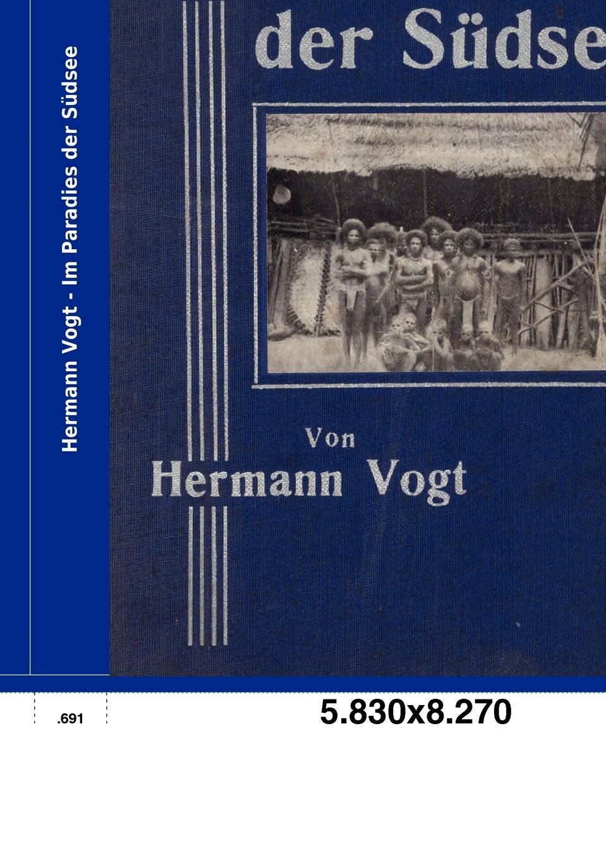 Hermann Vogt Im Paradies der Sudsee