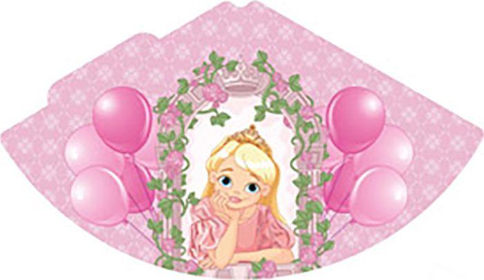Колпак Miland Принцесса 16 см, 6 шт