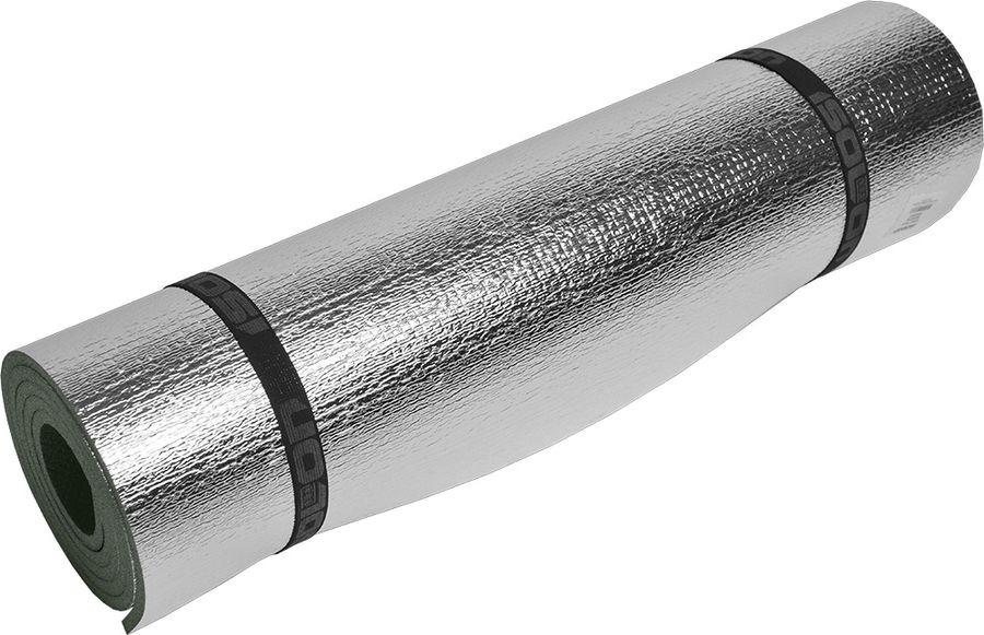Коврик туристический Isolon Optima S10 Decor, op_10_m_nn-506-00, серебристый, 180 х 60 см