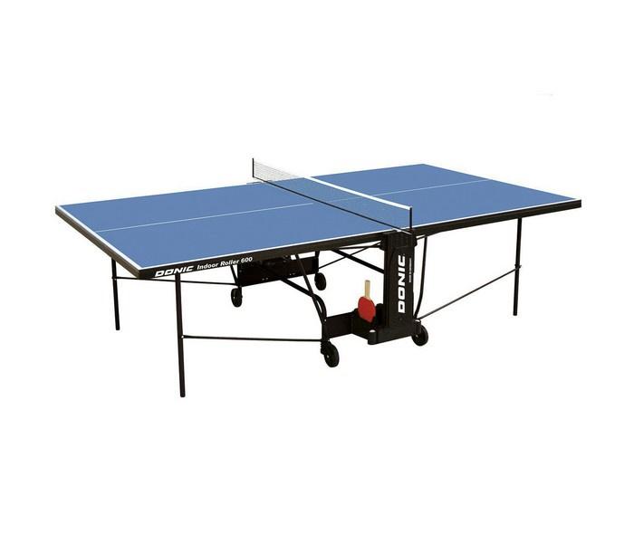 купить Теннисный стол Donic-Schildkrot Donic Indoor Roller 600 синий, синий недорого