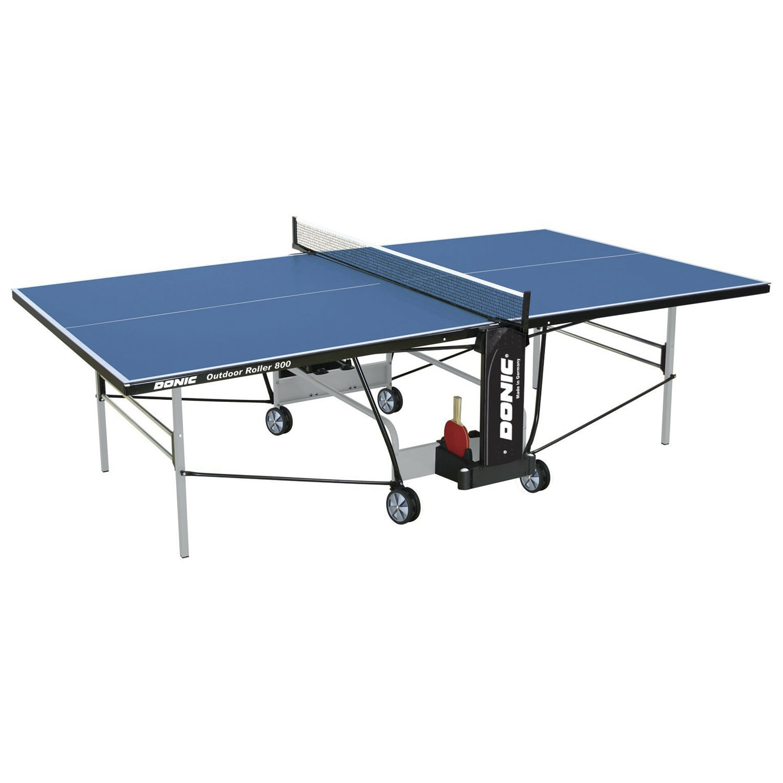 купить Теннисный стол Donic-Schildkrot Donic Outdoor Roller 800 синий, синий недорого