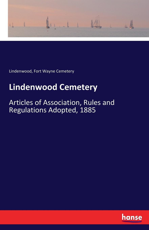 Lindenwood Fort Wayne Cemetery Lindenwood Cemetery цена