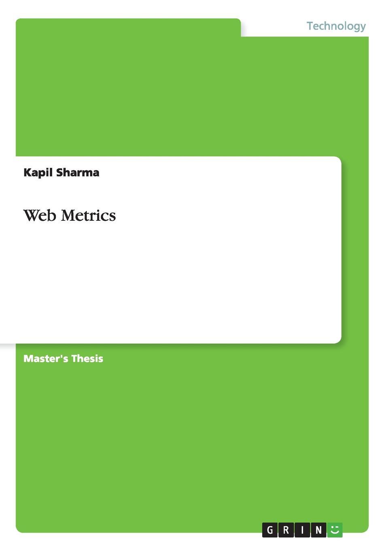 Kapil Sharma Web Metrics