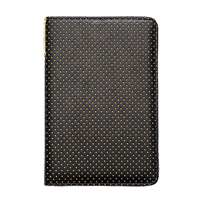 PocketBook Dots чехол для 614/624, 622/623, Black Yellow