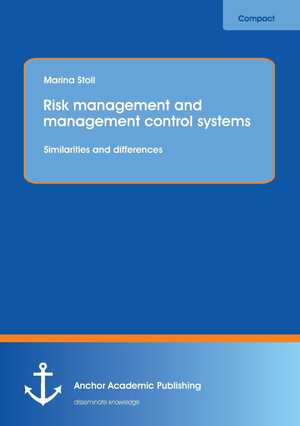 Marina Stoll Risk management and management control systems surafel mamo woldegbrael flood forecasting conterol and modeling for flood risk management systems