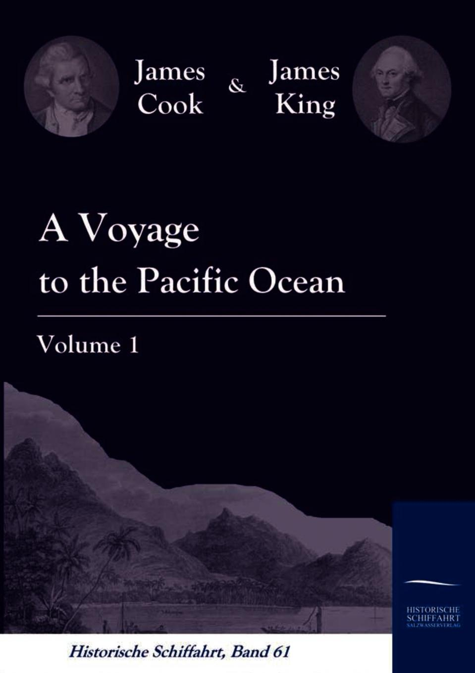 James King, James Cook A Voyage to the Pacific Ocean Vol. 1 цена в Москве и Питере