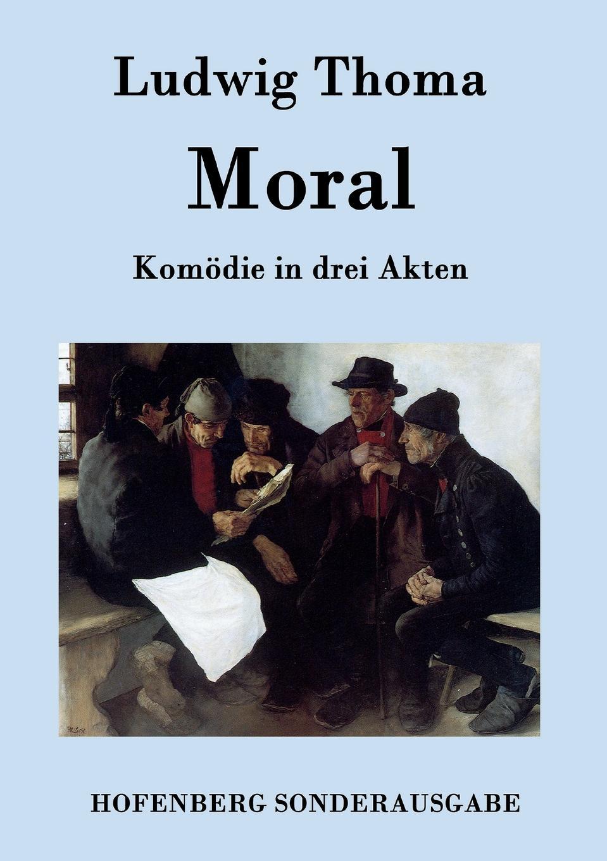 Ludwig Thoma Moral ludwig thoma die sau page 4 page 3