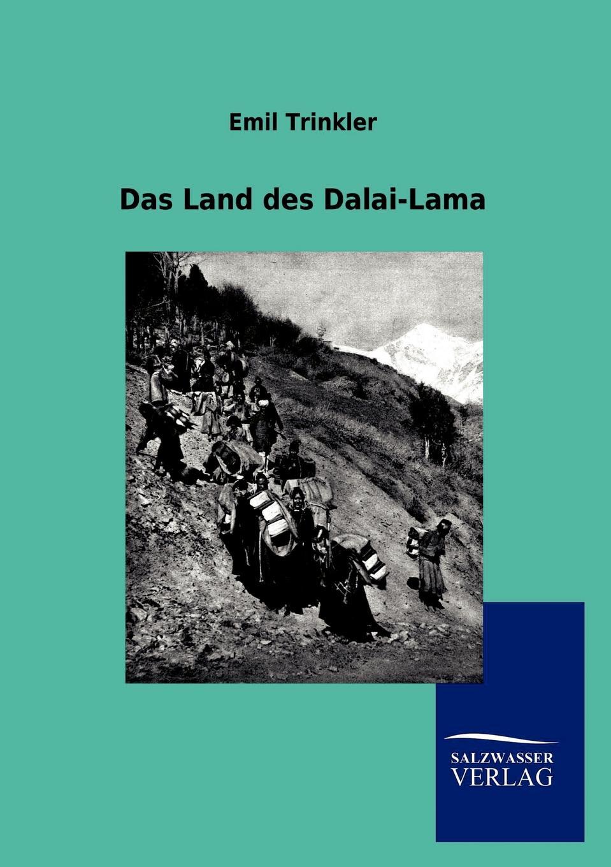 Emil Trinkler Das Land des Dalai-Lama tunisia the land of handcraft tunesien das land des kunsthandwerks