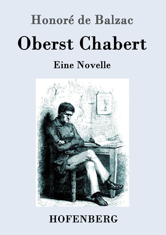 Honoré de Balzac Oberst Chabert honoré de balzac eine evatochter