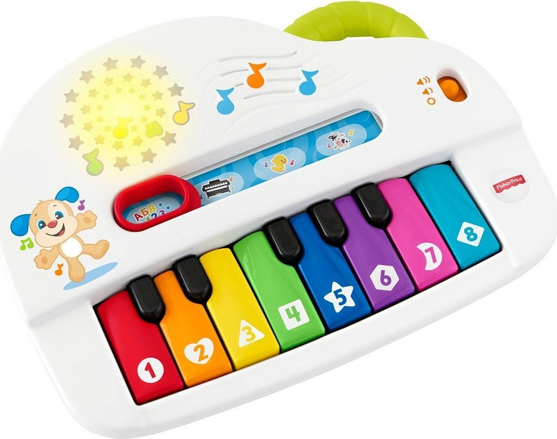 Музыкальная игрушка Fisher-Price Пианино, GFK10 price
