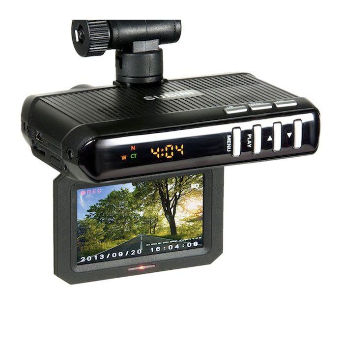 Видеорегистратор с радар-детектором Subini STR GH1-FS все цены