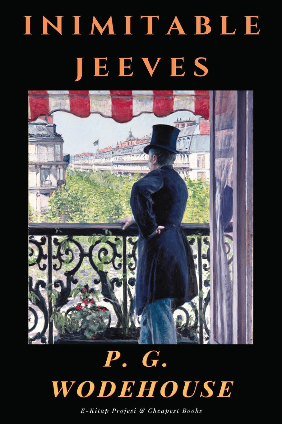 P. G. Wodehouse Inimitable Jeeves