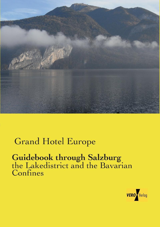 Guidebook Through Salzburg salzburg зальцбург city pocket the big five